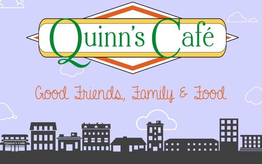 BGWD Web Designer for Quinn's Cafe